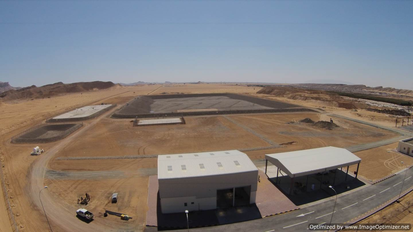 PMC for 5 Transfer Stations and One Sanitary Landfill in Oman
